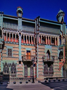 Casa Vicens: opening its doors for first time in autumn 2017
