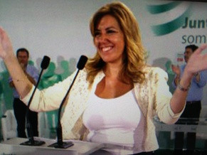 Susana Diaz: PSOE leadership candidate