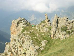 Valley of The Marmots: Coma de Vaca