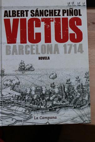 Victus by Albert Sánchez Piñol