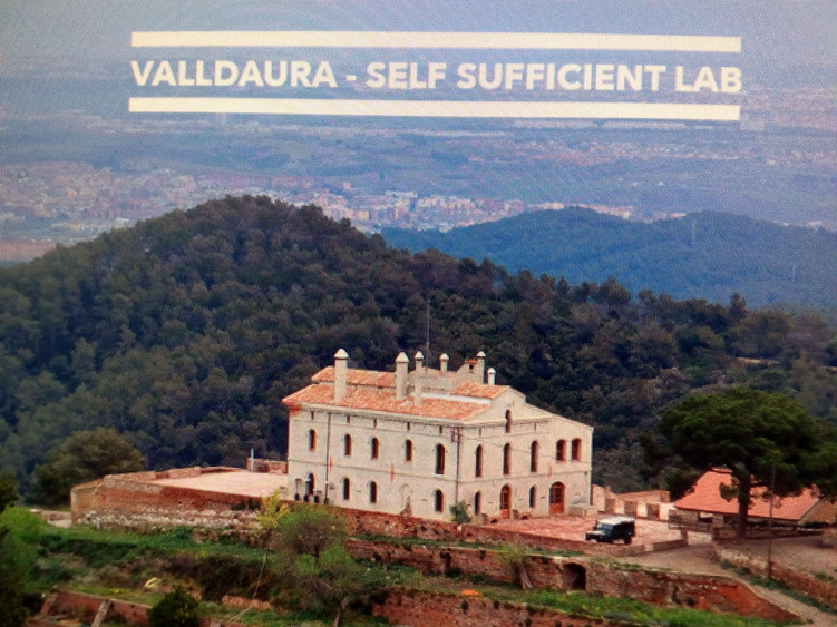 Can Valldaura: Completing the Material Circle