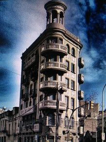 The Flat-iron: A ghostly, Gothic faro