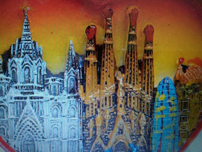 Tourist tat: Barcelona