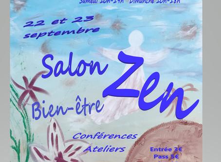 salon ZEN et BIEN-ÊTRE :  3éme édition