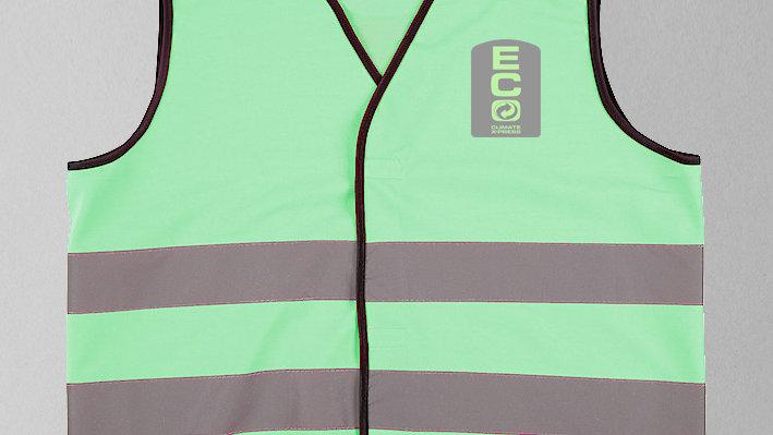Eco Mode Florecent Vest