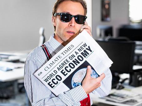 Vi behöver ett nytt eko ekosystem