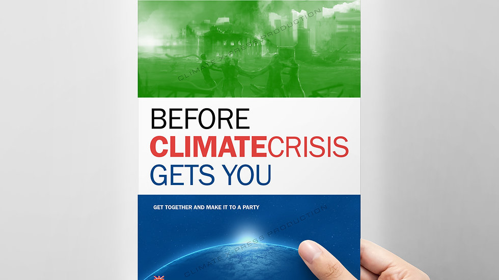 Climate Crisis Guide