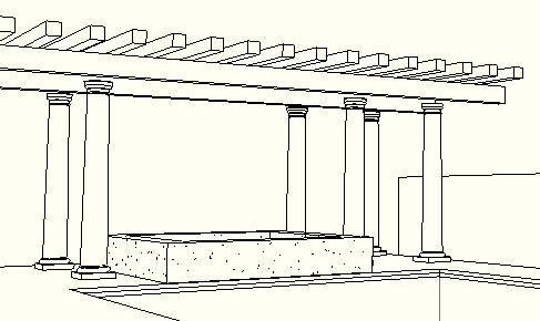 Pergola Planning 3D