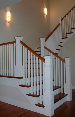 Staircase at Landing