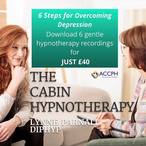 6 Recorded sessions for overcoming depression