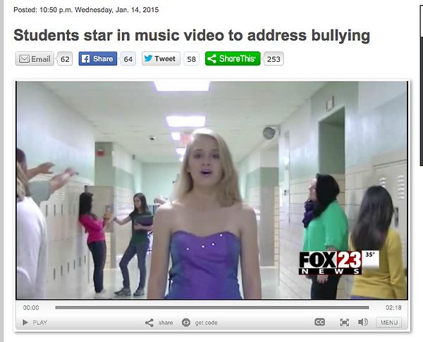 Fox 23 story
