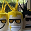 Thumbnail: Roblox head mask costume for kids ages 4+ CUSTOM mouth/ skin/ hair