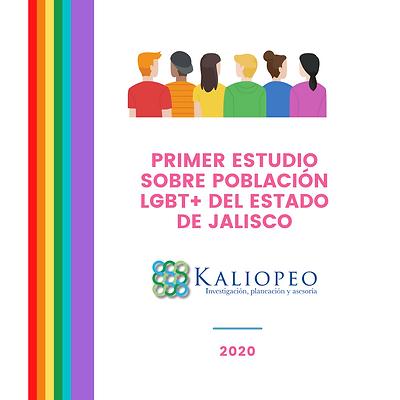Portada Jalisco LGBT+2020