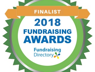 Closet Cleanout Announced a Finalist in 2018 Fundraising Awards