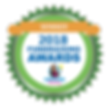 2018 Fundraising Award Eco-Friendly Winn