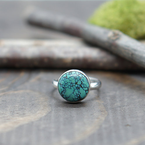 Simple Turquoise - Size 7.5