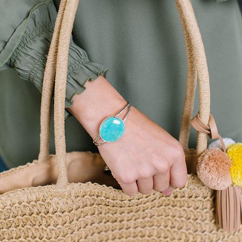 Royston Turquoise Bracelet Cuff