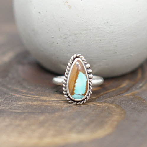 Accented Turquoise - Made to Order
