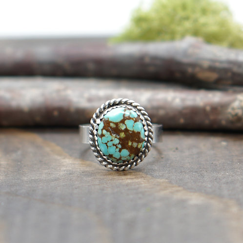 Twisted Turquoise - Size 7