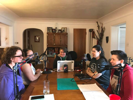 Our Maiden Voyage: A quick look behind our first Round Table podcast