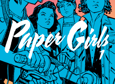 """FemiNerd Files: """"Paper Girls"""" review by Leigh Gonzales"""