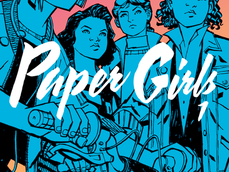 "FemiNerd Files: ""Paper Girls"" review by Leigh Gonzales"