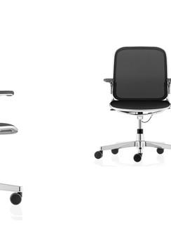 ICF-office-chair-Cloud Chair-task-HEA01.