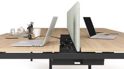 Single-desks-sliding-desktop-NOVA-U-Narb