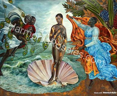 Birth of Oshun