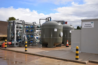 FilterClear installation @ Ledbury STW (Severn Trent)