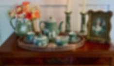 Wedgwood green set.jpg