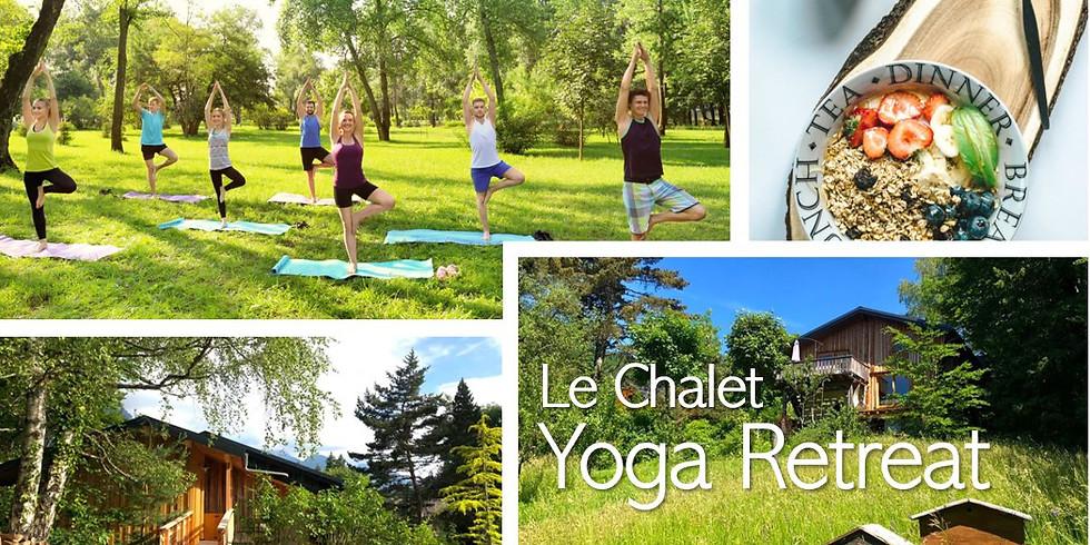 Mountain Yoga Wellness Weekend
