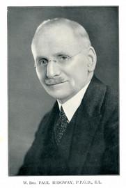Paul Ridgway