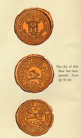 Lodge of Friendship No44 Seals