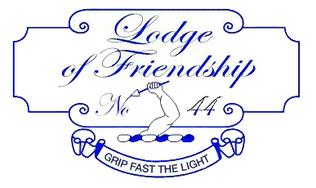 Lodge of Friendship No44 Crest