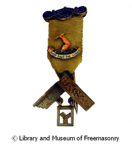 Past Master's Jewel 1906