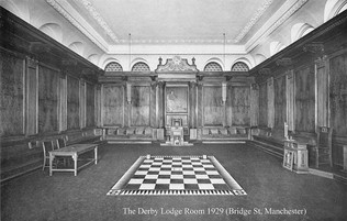 Derby Lodge Room 1929