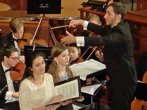 Britten's Young Person's Guide to the Orchestra at Boston Conservatory