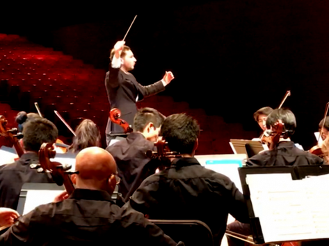 World Premiere of Commissioned Work with Buckeye Philharmonic