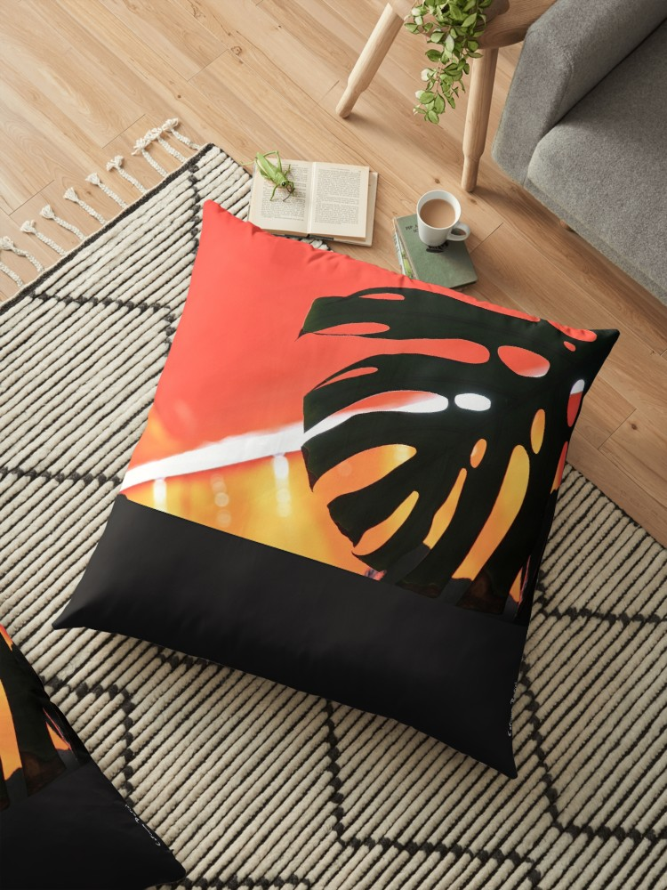 Coussin Lanzarote 1345 Palm