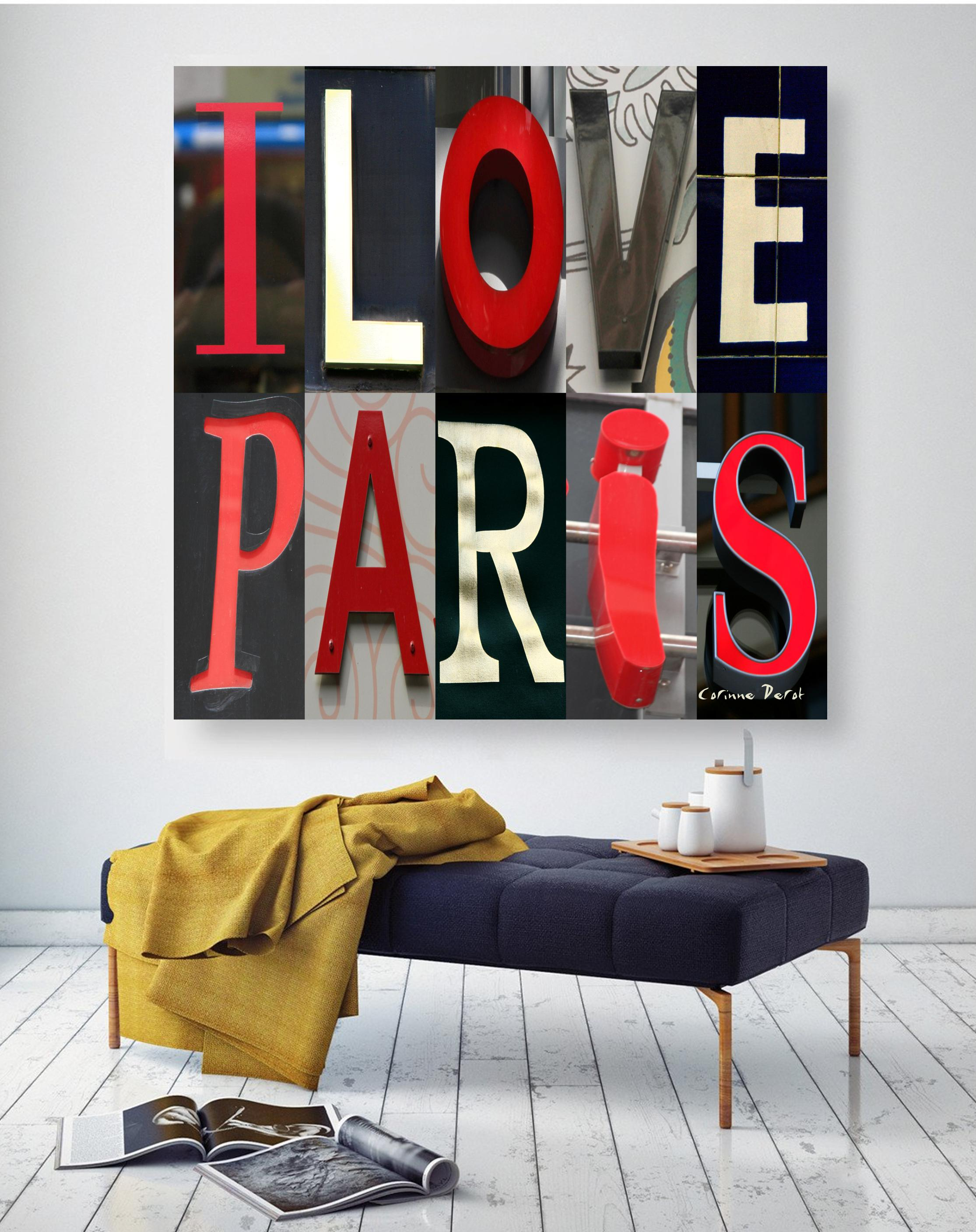 I LOVE PARIS 01
