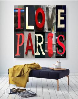 I LOVE PARIS 01