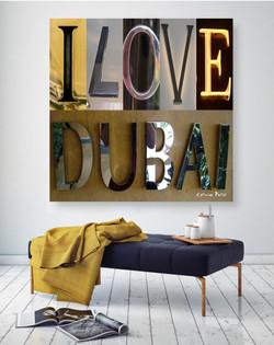 I LOVE DUBAI 01