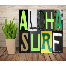 ALOHA SURF 02 - mockup