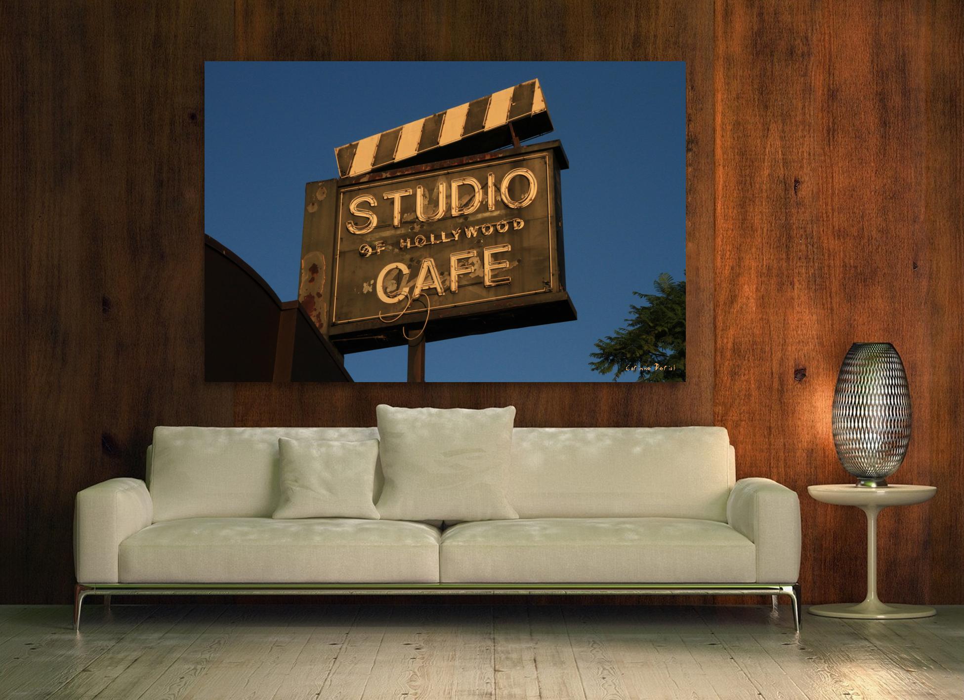 Californie - Studio Café