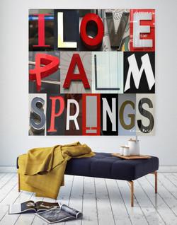 I LOVE PALM SPRINGS 02