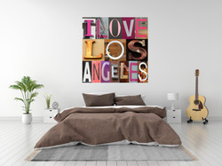 I LOVE LOS ANGELES - 01