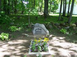 Grab des Barons von Zasa