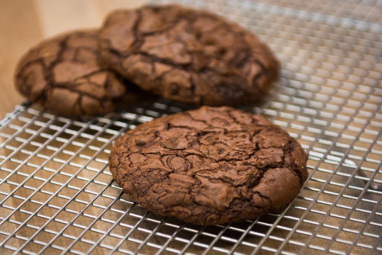 Double Chocolate Angus Cookies