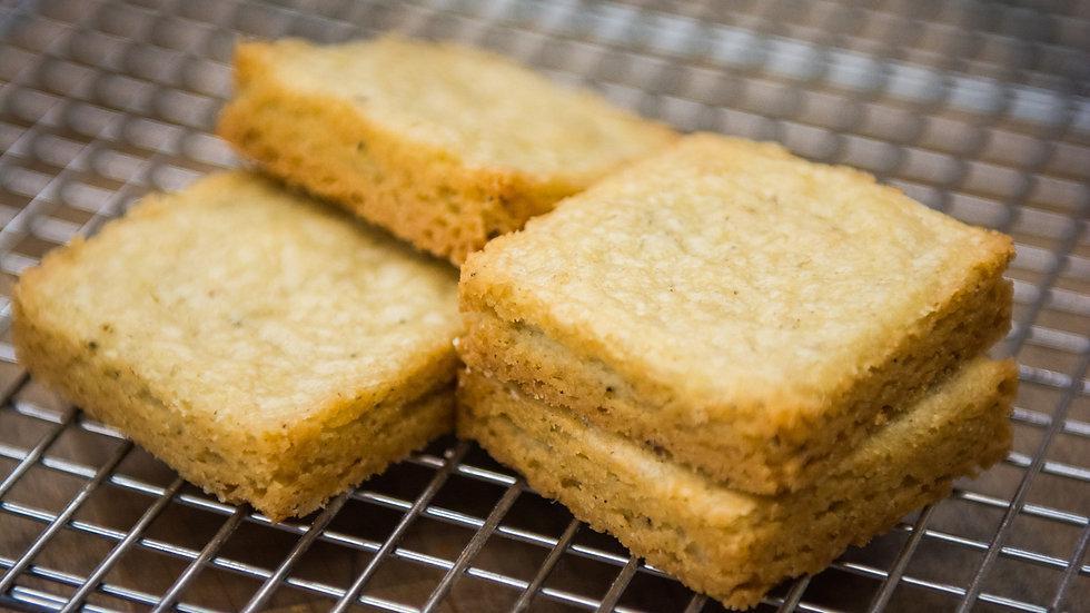 Lavender Short Bread
